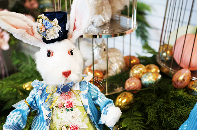 Celebrate Spring and Easter With Beautiful Colorful Decor