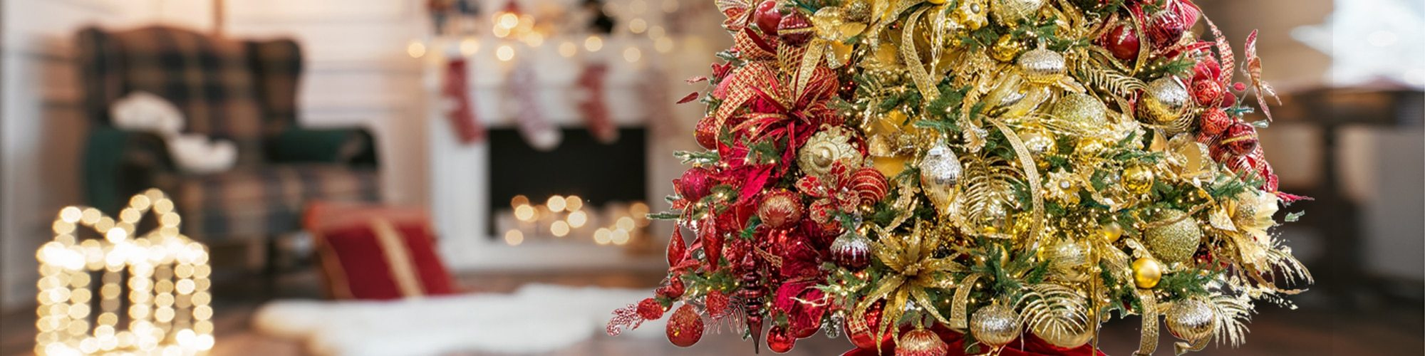 Year-Round Christmas Tree Decorating Ideas - A Tree for Every Month!