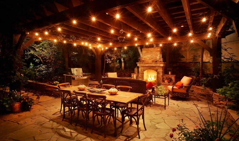 10 Ways to Use LED String Lights for Magical Patios and Special Events